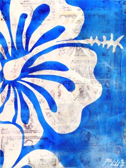 Skulls + Flowers series by Peter Hide 3110165 - artshop biancoscuro art shop
